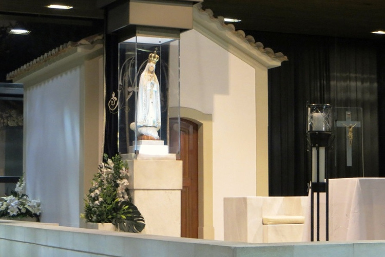 Chapel of the Apparitions of Our Lady of Fatima